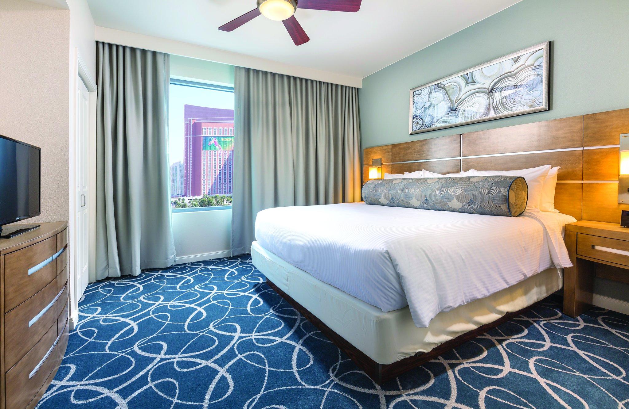 Two bedroom presidential suite by wyndham desert blue in - 2 bedroom suites in las vegas nv ...