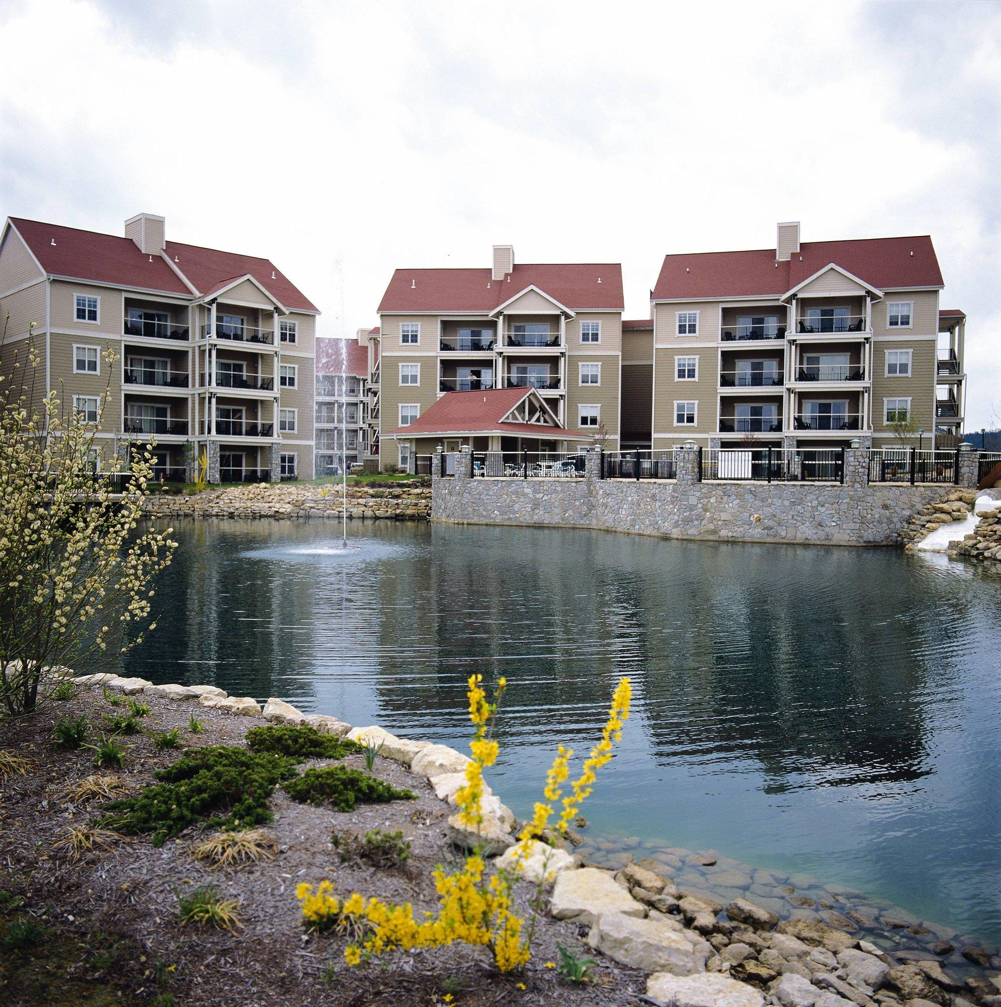 Wyndham Apartments: Wyndham Branson At The Meadows