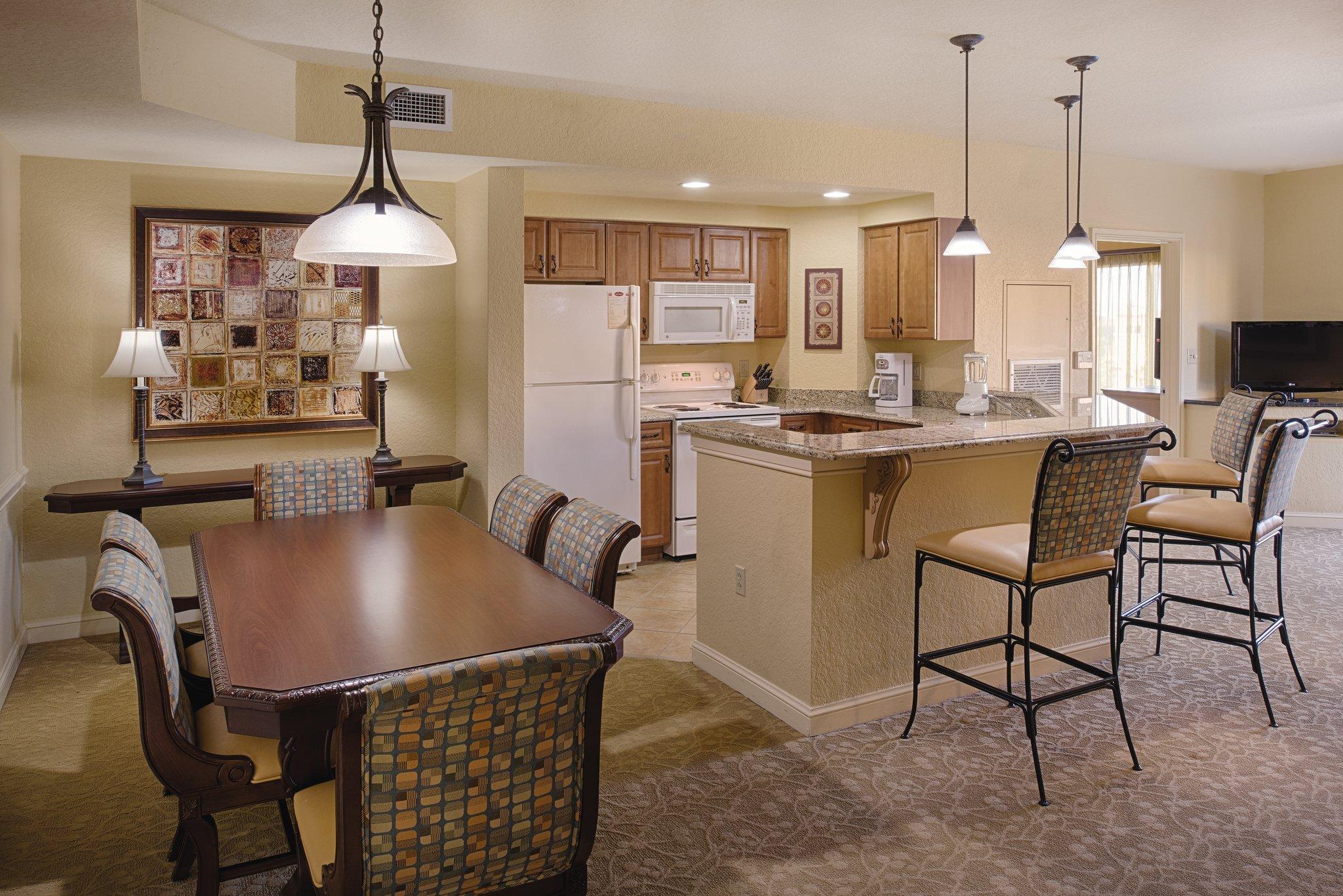Wyndham Bonnet Creek Resort Kitchen Dining