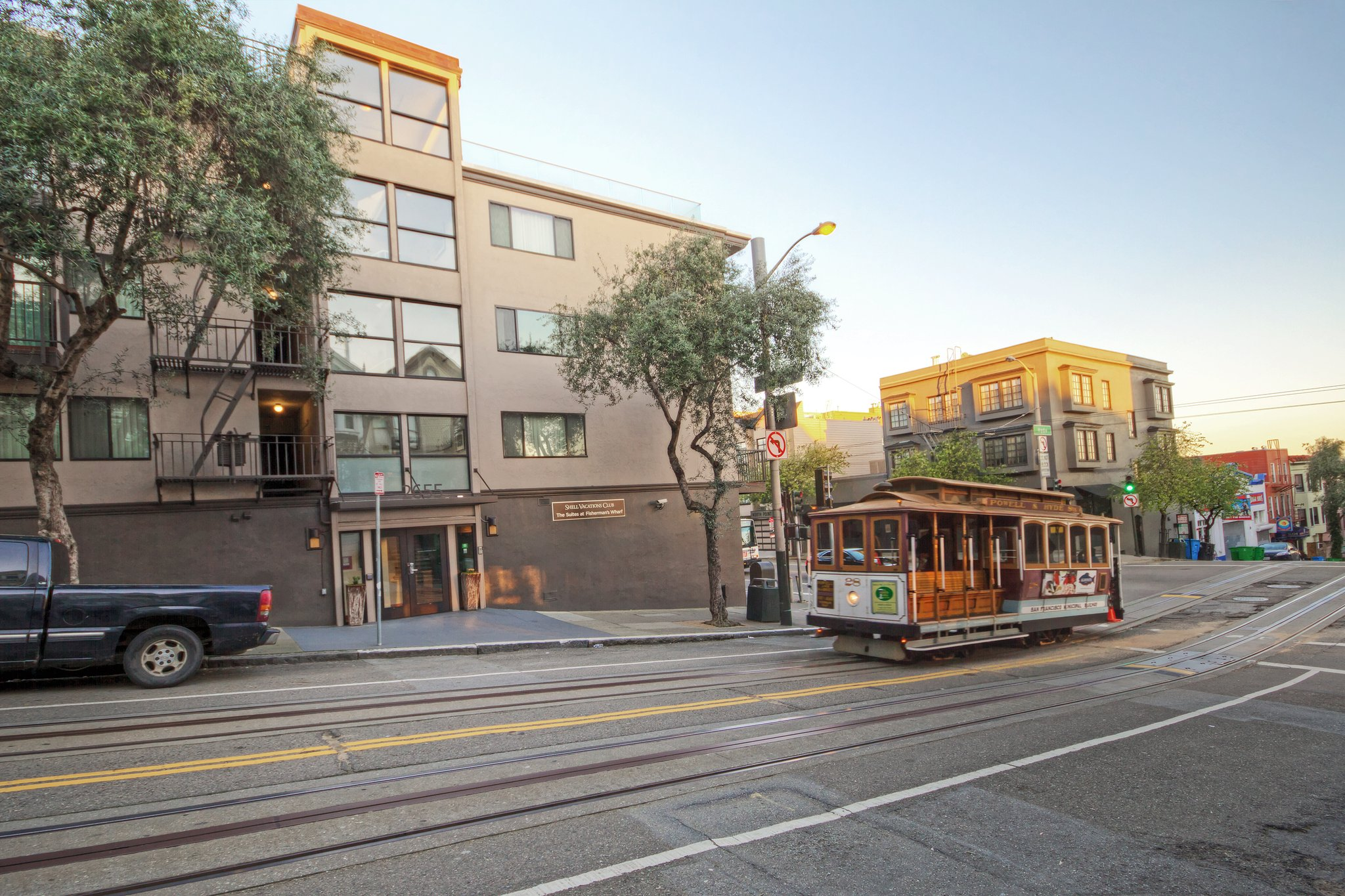 Two bedroom suite by suites at fisherman 39 s wharf in san - 2 bedroom hotels in san francisco ...